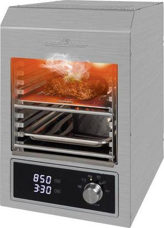 Grill Elektryczny ProfiCook 1600W Inox 850C / najlepsza jakość