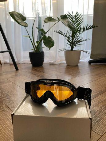 Gogle snowboardowe z kryształami SWAROVSKI® UVEX CORUS CRYSTAL