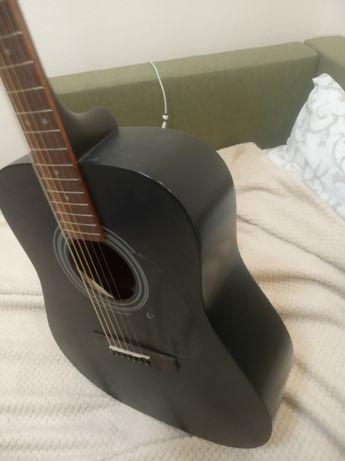 Гитара акустична з новими струнами