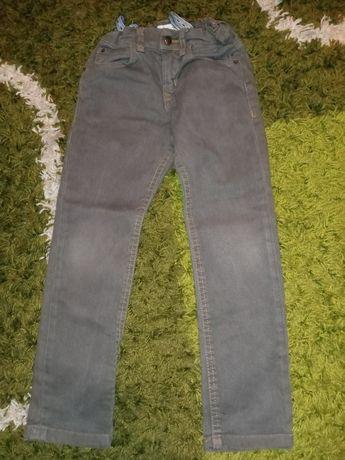 Spodnie brązowe Zara boys + gratis