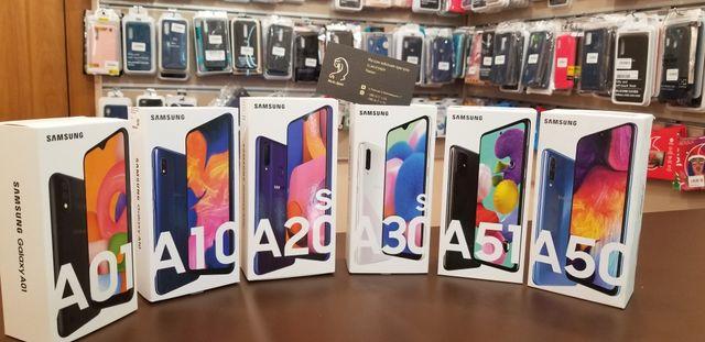 Samsung Galaxy A01/A10s/A11/A21s/A30s/A31/A41/A51/A71/M11/M21/M31