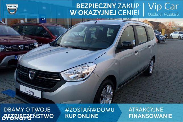 Dacia Lodgy Laureate 1.5 dCi 115 7 MIEJSCOWA