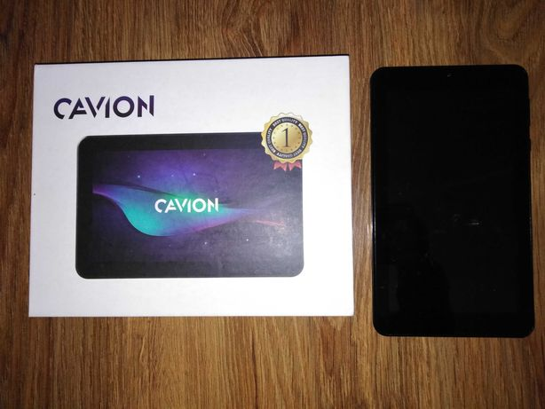 Tablet Cavin czarny