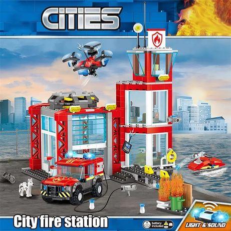 City straż pożarna 60110 Nowe Pl 533el