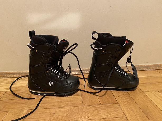 Buty snowbordowe rozm 31