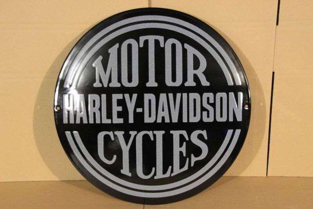 Esmalte esmaltada Harley Davidson