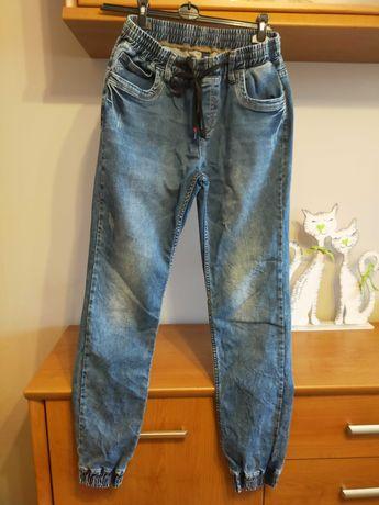 3 pary spodni młodzieżowych