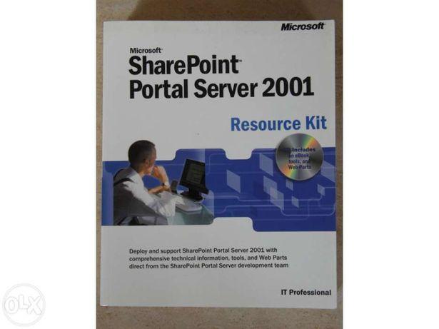 Sharepoint portal server 2001, microsoft press