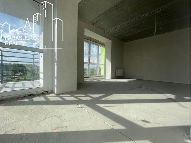 Продам шикарну 3-х кімнатну квартиру, під чистовий ремонт