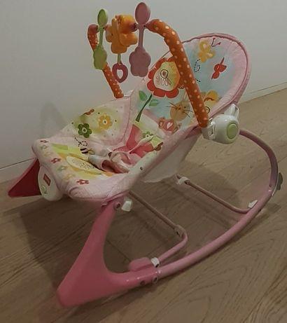 Berço/Cadeira / Baloiço de Bebé