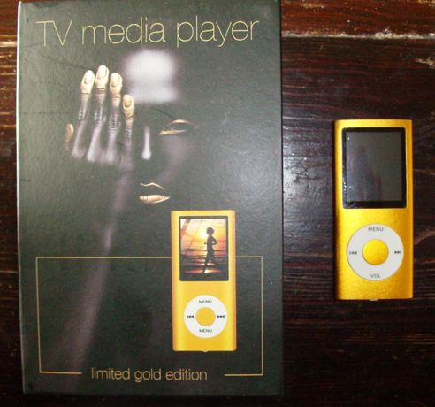 """""""TV Media Player"""" Adventure View Limited Gold Edition"""