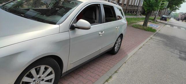Samochód VW passat b6