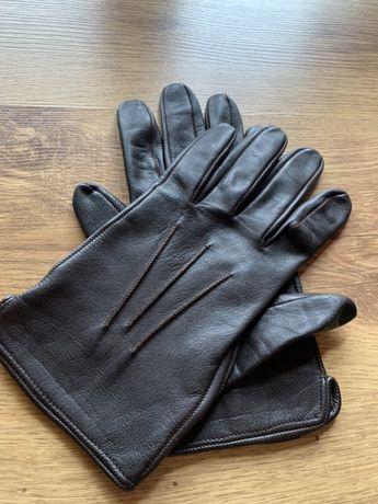 Rękawiczki skórzane Jamroziński Czesław