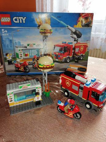 Lego City Straż Pożarna