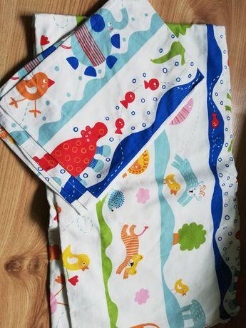 Kołderka, 2 komplety pościeli dziecięcej, ręcznik