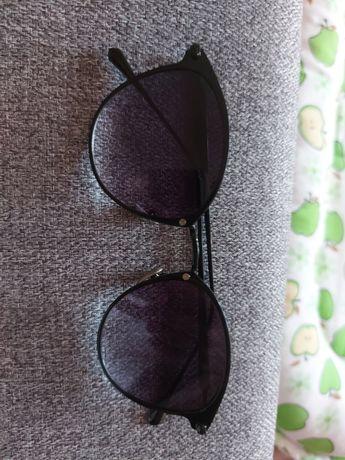 Новые очки солнцезащитные чёрные трендовая модель