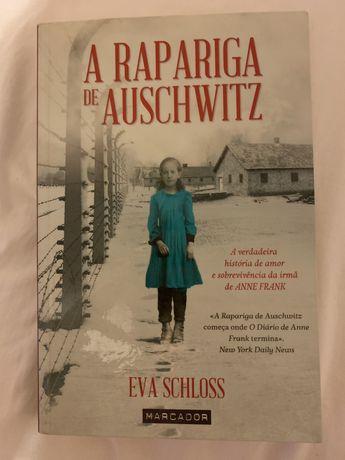 A rapariga de Auschwitz