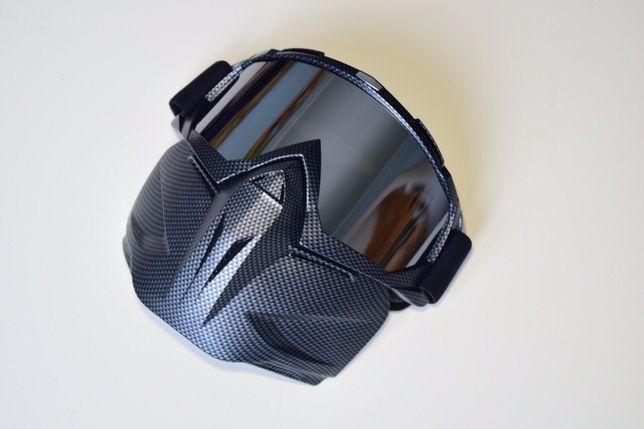 Очки Маска для Байка, Мотоцикла, Велосипеда, Лыжные трансформер
