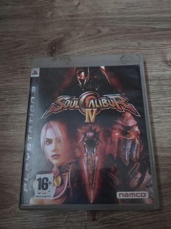Gra PlayStation 3 SOUL CALIBUR IV PS3