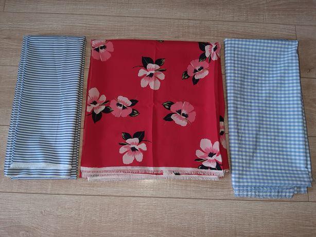 Тканина, відрізи тканин, тканина для плаття