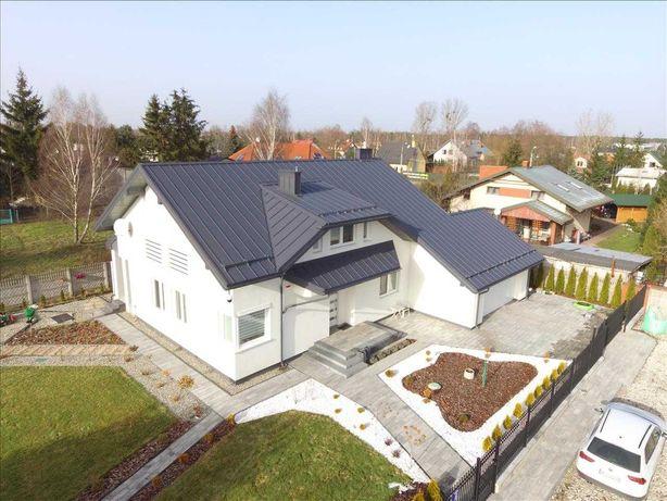 Przestronny dom wolnostojący w Kajetanach , 15 min. od Warszawy