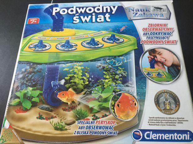 Akwarium podwodny świat -zabawka kreatywna nowa