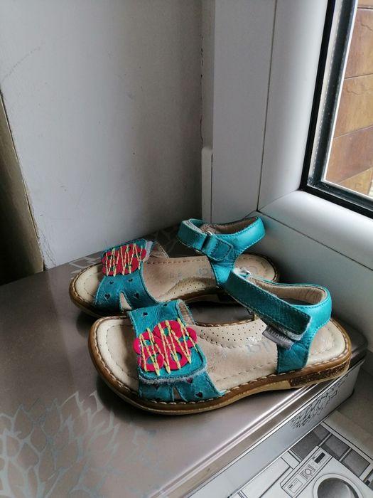 Сандали. Бононіжки. Літні босоніжки. Буськ - зображення 1