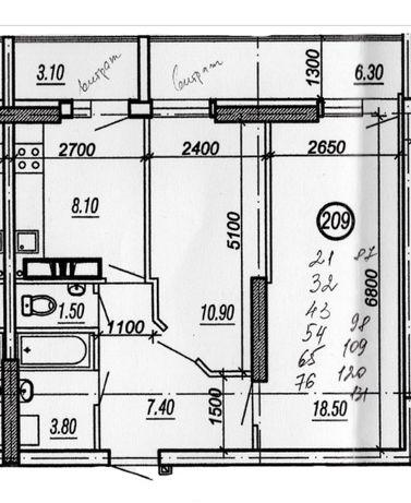 2-я квартира в центре на Прохоровской по цене спального района.