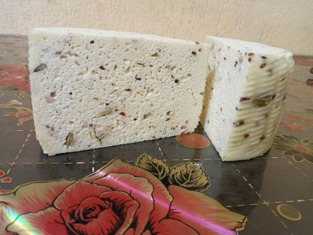 Сир козий натуральный.