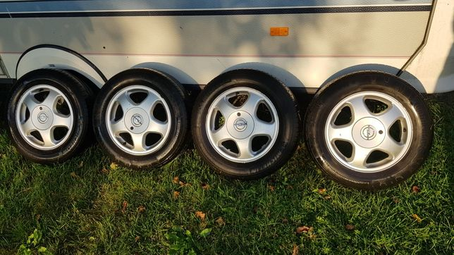 Felg aluminiowe Opel 4x100