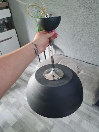 Nowa lampa sufitowa  - antracytowa.
