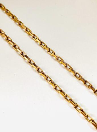 Złoty łańcuszek ankier