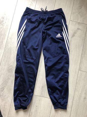 Spodnie adidas dresowe M bieganie silownia rower streetwear