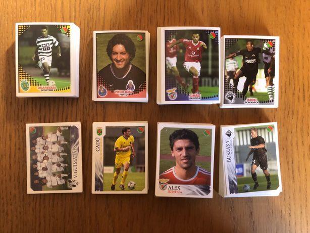 cromos Futebol 2002/2003 // Futebol 2003/2004 PANINI 2002/03