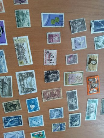 Znaczki pocztowe stare