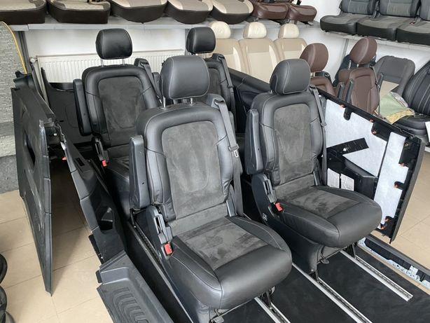 сиденье V-class 447 Салон Сидіння Mercedes Vito