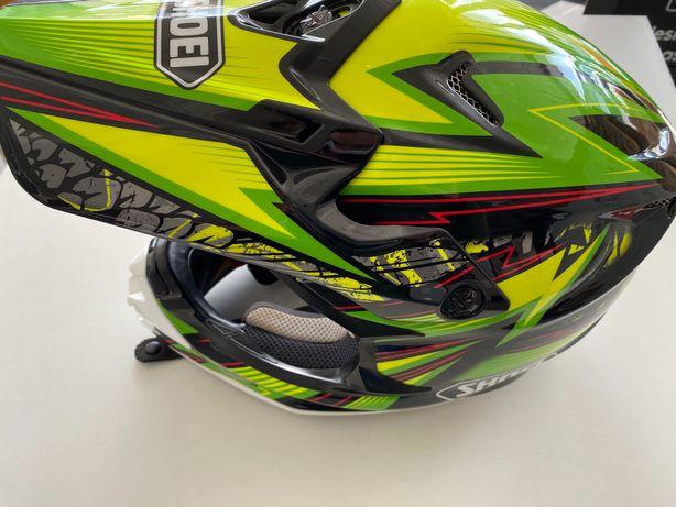 Capacete Motocross/Enduro Shoei VFX-W
