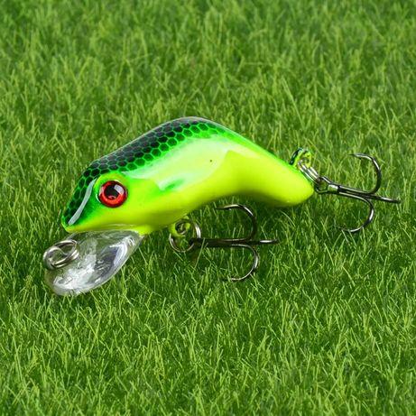 Przynęta wobler żaba 5,5cm