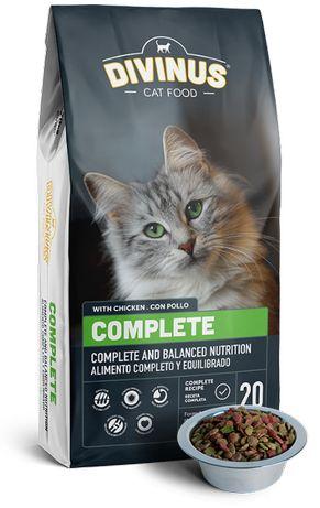 Karma dla Kota DIVINUS CAT COMPLETE z Witaminami 20 kg