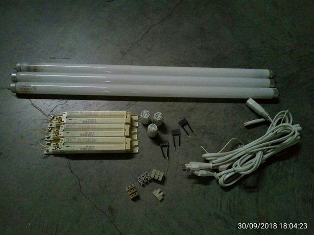 Lote de Material electrico