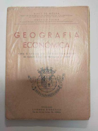 Geografia económica, de Alves de Moura e Américo Palma