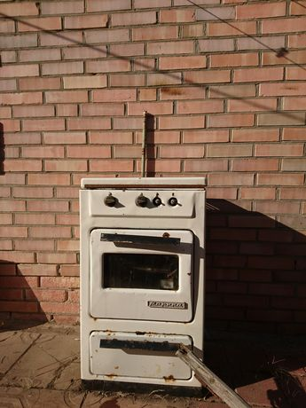 Газовая печь для дачи