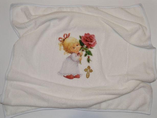 Крыжма для крещения Крестильное полотенце