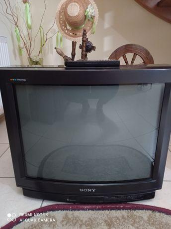 Sprzedam telewizor Sony Trinitron.
