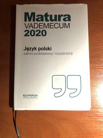 Matura Vademecum 2020 język polski operon