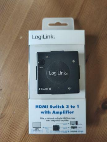 Logilink HDMI Switch