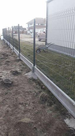 Ogrodzenia panelowe,palisadowe i inne.