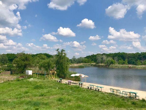 Продам свой участок на берегу реки Самара
