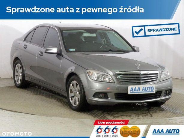 Mercedes-Benz Klasa C C 180, GAZ, Automat, Navi, Klimatronic, Tempomat, Parktronic