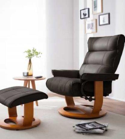 Fotel rozkładany MODOFROM bialy